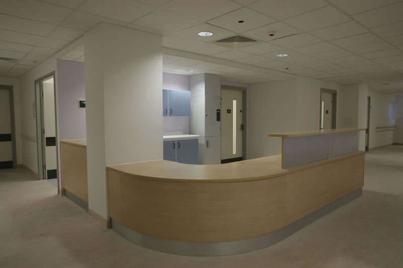 Hospitals interiors designers nursing home interiors for Interior design renovation